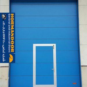 درب کامپکت (کم جا)